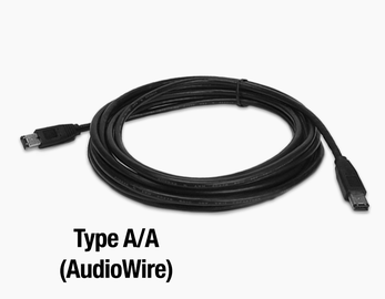 FireWire/Audiowire Cable