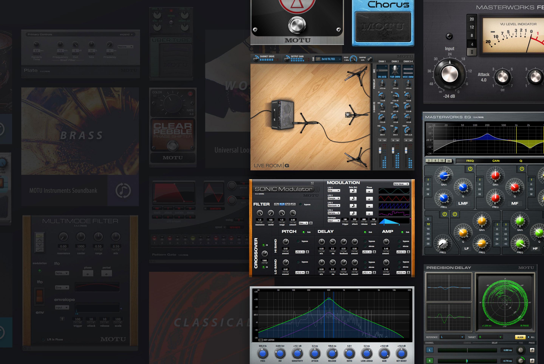 Digital Performer | MOTU com