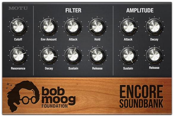 Encore Soundbank UI