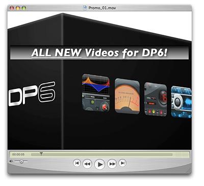 DP6 training DVD promo