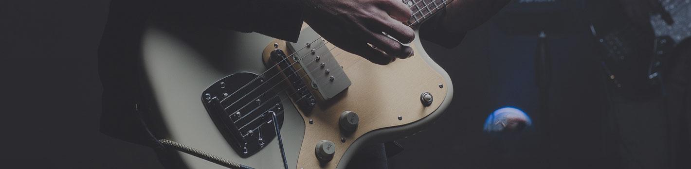 Guitar FX background image