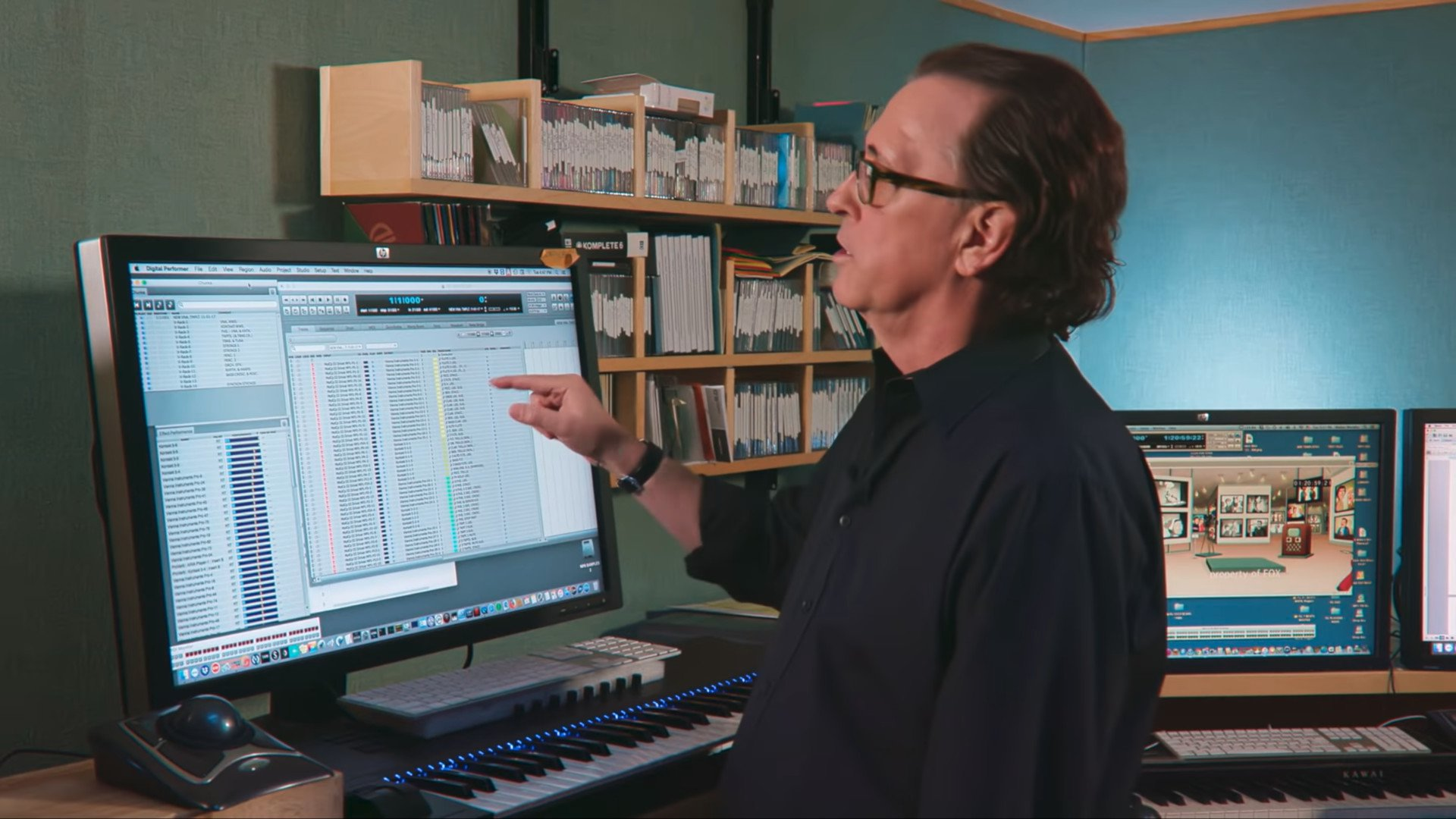 Family Guy composer Walter Murphy shares his process | News