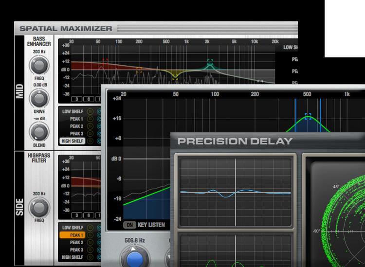 Mixing and Mastering plug-ins | MOTU com