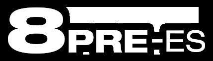 8pre-es logo