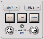 8pre talkback buttons
