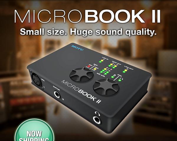 MicroBook II