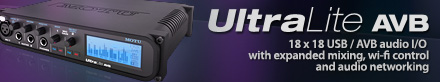 Introducing the UltraLite AVB