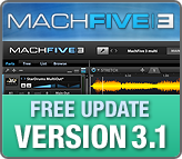 MachFive 3.1 - free update