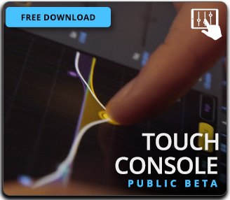 Touch Console Public Beta