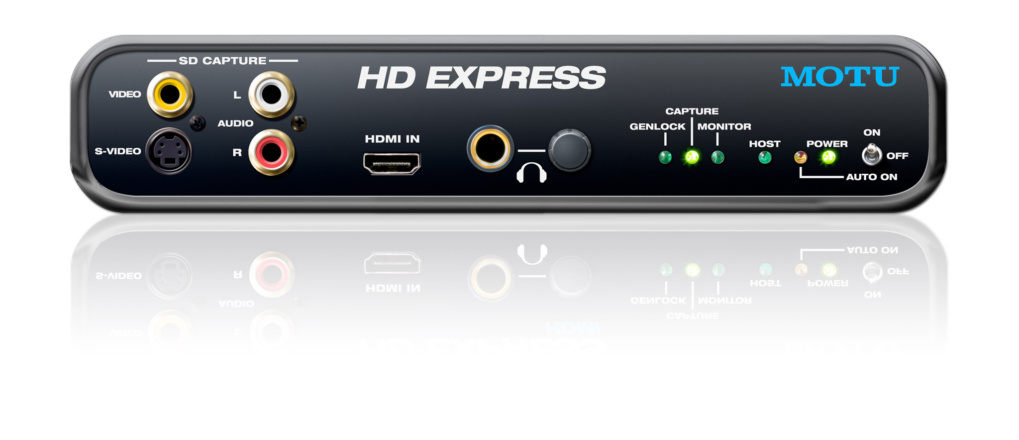 MOTU com - HD Express Overview