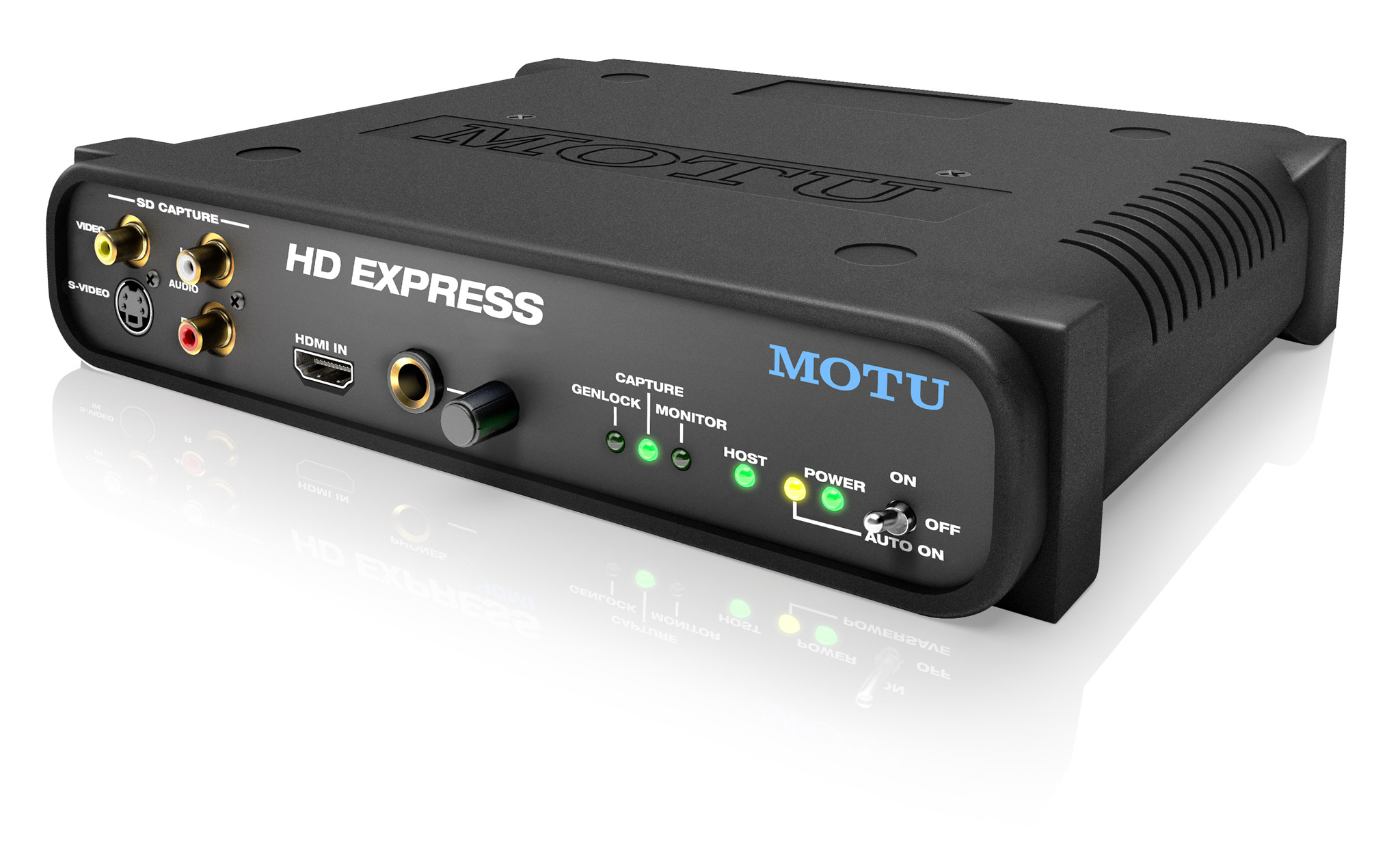 Hd Express Overview S Pdif Monitor