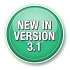 New in version 3.1