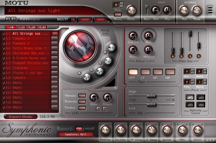 MOTU com - Soundbanks