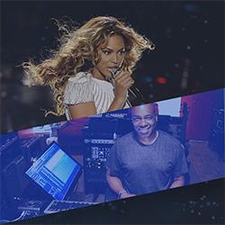 Beyoncé tour programmer Kevin