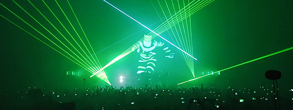 Chemical Brothers hit the road with MOTU gear