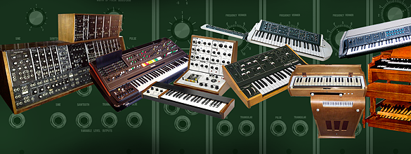 Bob Moog Foundation Encore Soundbank special pricing