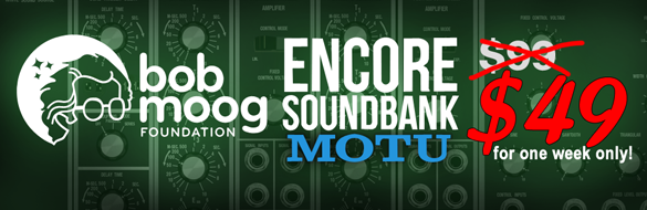 Encore Soundbank special pricing
