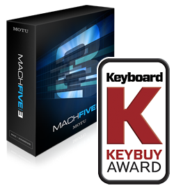 MachFive 3 Key Buy Award