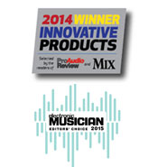 2014 Innovative Product Award and EM Editors Choice 2015 Award
