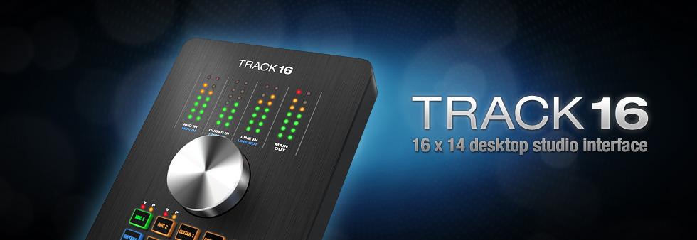 MOTU com - Track16 Overview