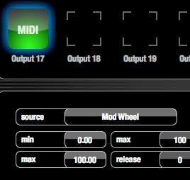 MIDI source